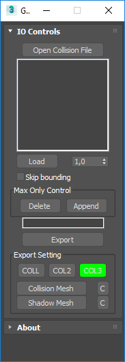 TUTORIAL] Object collision in 3ds Max - SA-MP Forums